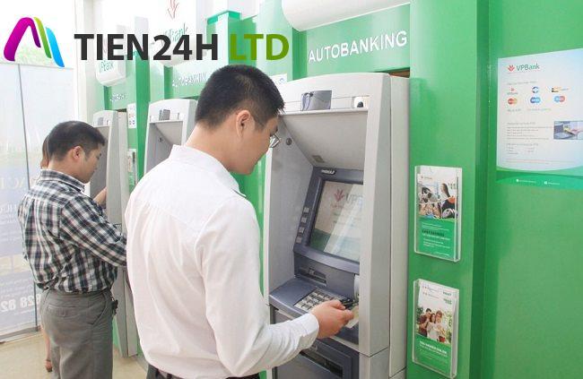 Rút tiền thẻ tín dụng nhanh tại Hải phòng