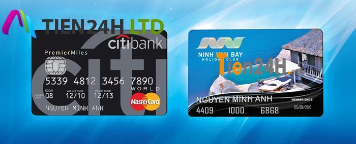 Rút Tiền Mặt Từ Thẻ Tín Dụng Citibank