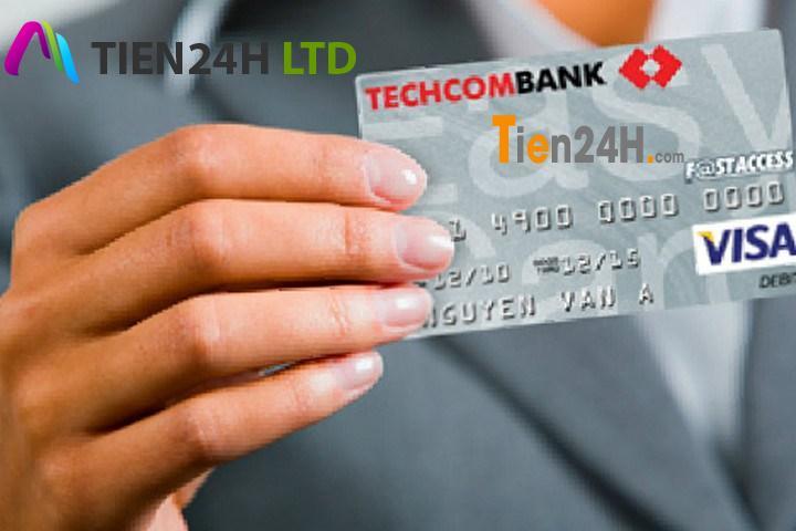 Đáo hạn thẻ tín dụng teckcombank