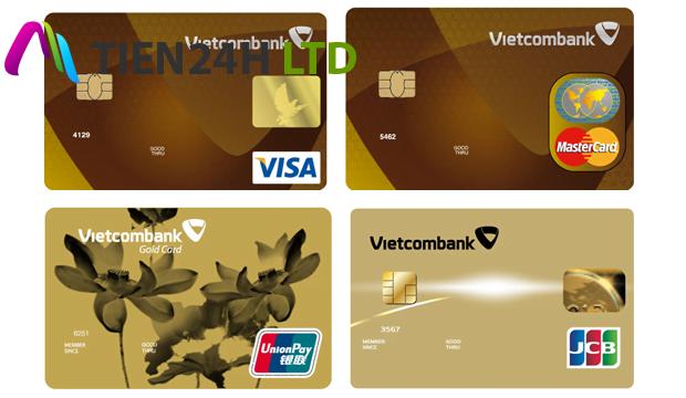 Rút tiền thẻ tín dụng Vietcombank AMERICAN EXPRESS