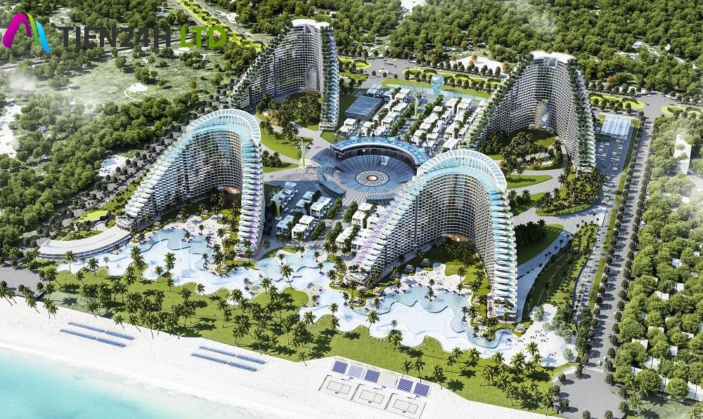 """The Arena Cam Ranh – """"làn gió"""" mới của thị trường bất động sản nghỉ dưỡng"""