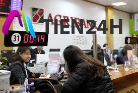 Rút tiền thẻ tín dụng tại chung cư TSQ Mỗ Lao