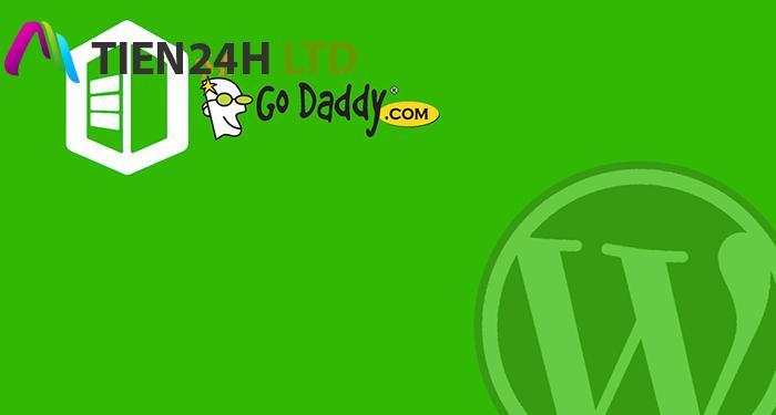 Hướng dẫn cài làm website  trên hosting GoDaddy