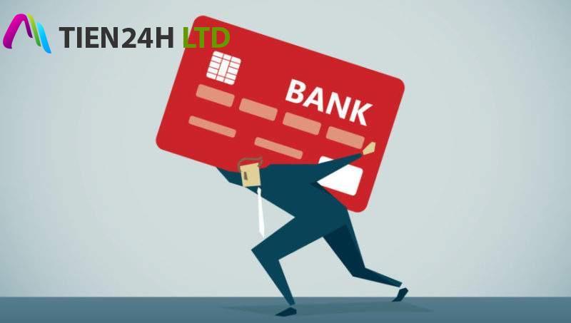 Cách rút tiền thẻ tín dụng bằng máy ATM