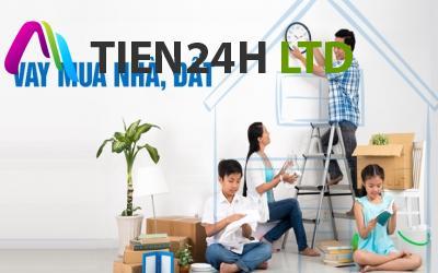 Vay mua chung cư, nhà dự án trả góp lãi suất thấp