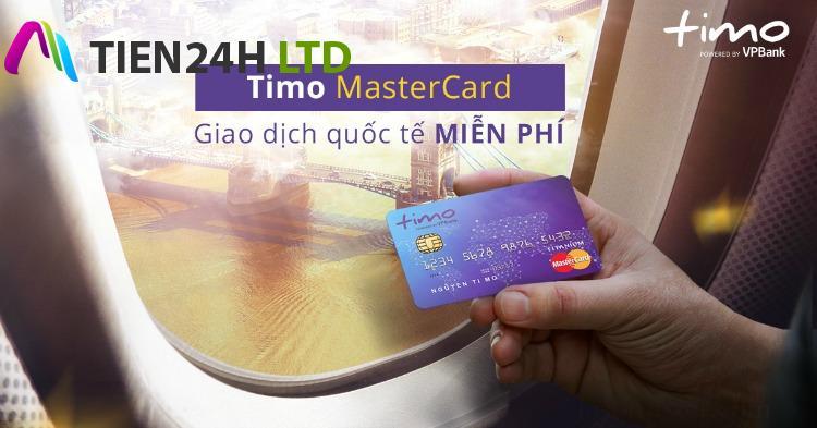 Phí rút tiền quẹt thẻ tín dụng Mastercard/Visa tại nước ngoài là bao nhiêu?