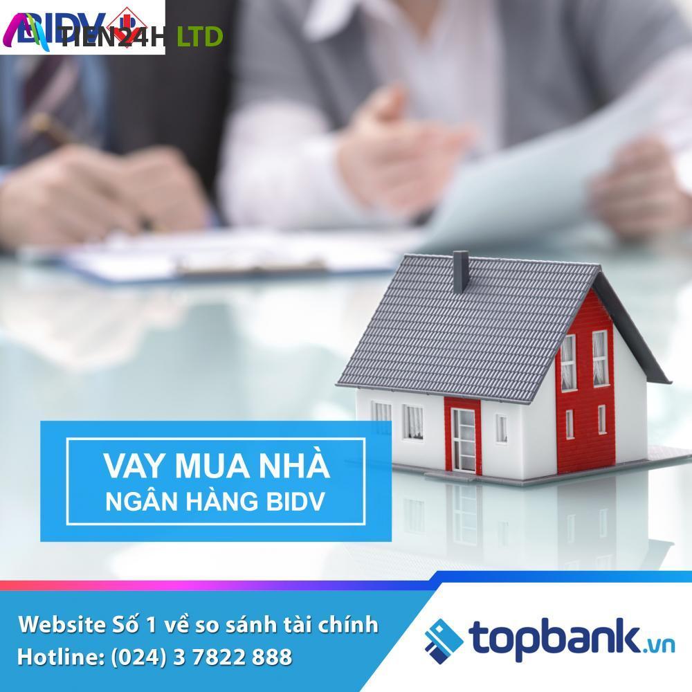 Lãi suất vay mua nhà BIDV tháng 4/2019 – Lãi suất ưu đãi 7.8%/năm