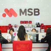 Cập nhật biểu phí và cách rút tiền mặt thẻ tín dụng MSB